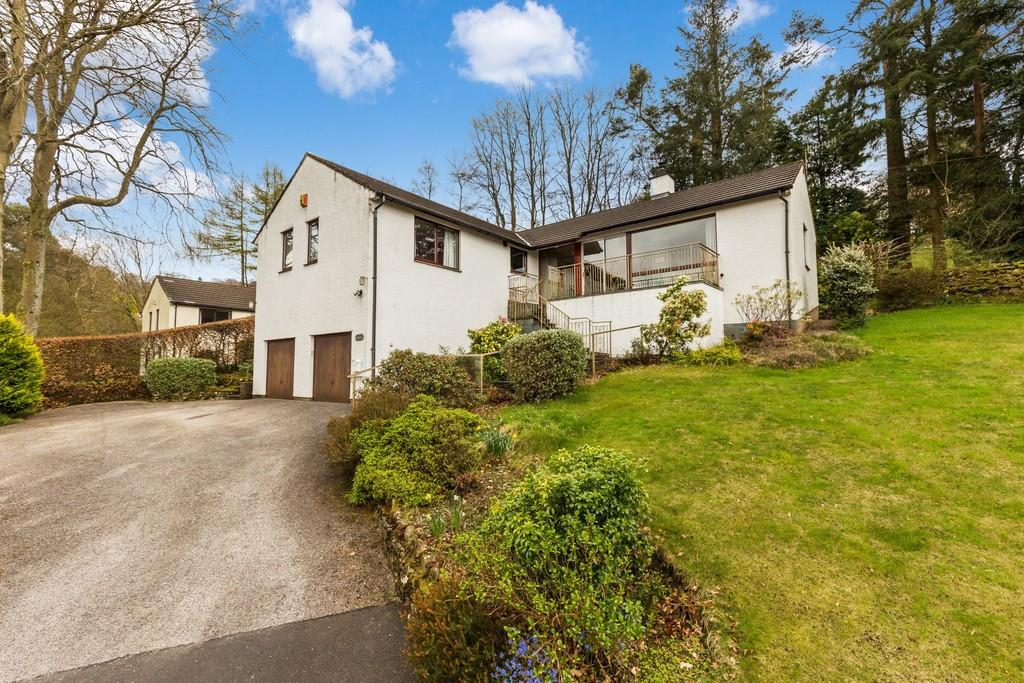 3 Bedrooms Detached Bungalow for sale in Sundown, Keldwyth Drive, Troutbeck Bridge, Windermere, Cumbria, LA23 1HQ
