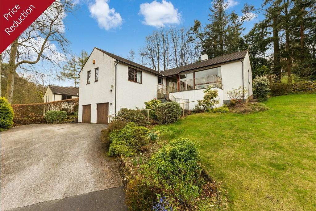 3 Bedrooms Detached Bungalow for sale in Sundown, Keldwyth Drive, Troutbeck Bridge, Windermere, Cumbria, LA23 1HQ