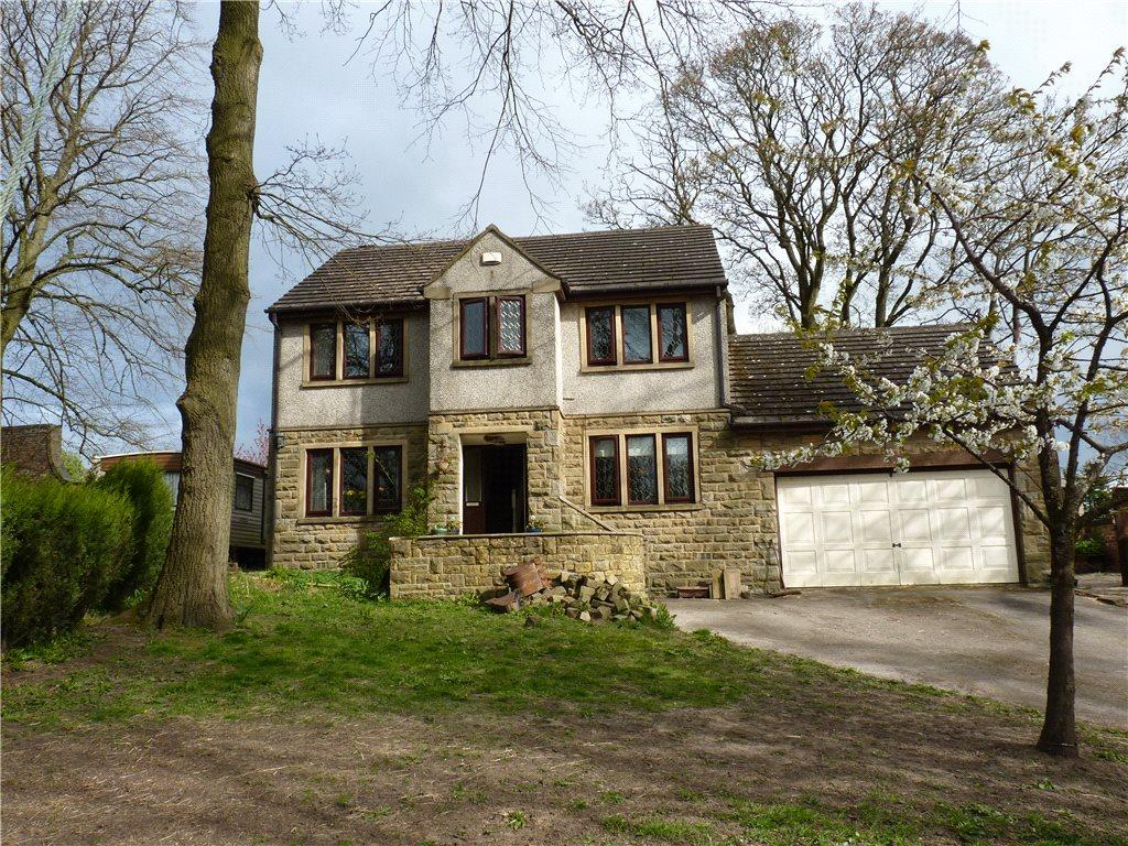 4 Bedrooms Detached House for sale in Laurel House, Woodville Road, Keighley, West Yorkshire