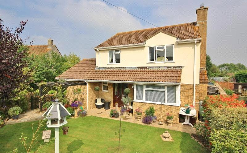 3 Bedrooms House for sale in Ashill, Ilminster, Somerset, TA19
