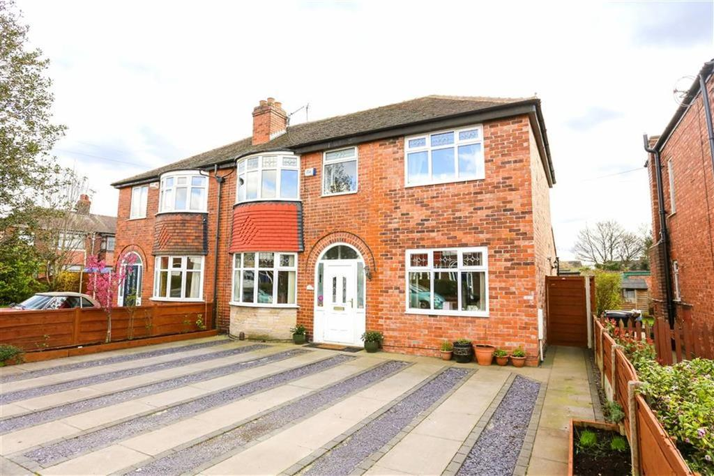 4 Bedrooms Semi Detached House for sale in Newby Road, Norris Bank