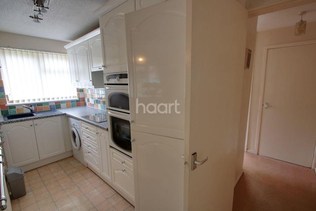 1 Bedroom Flat for sale in St Brides Gardens, Newport