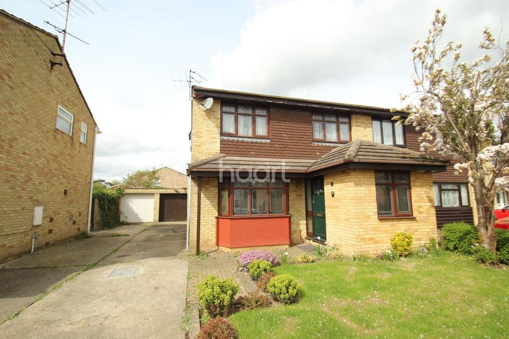 4 Bedrooms Semi Detached House for sale in Guildford Road, Colchester, CO1