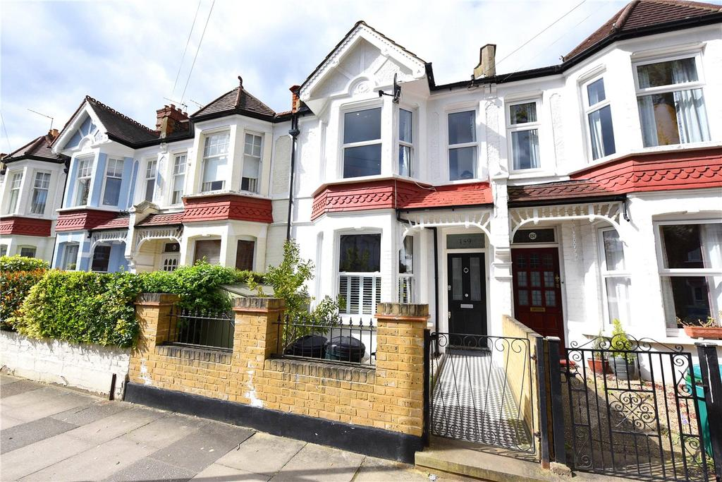 4 Bedrooms Terraced House for sale in Astonville Street, London, SW18
