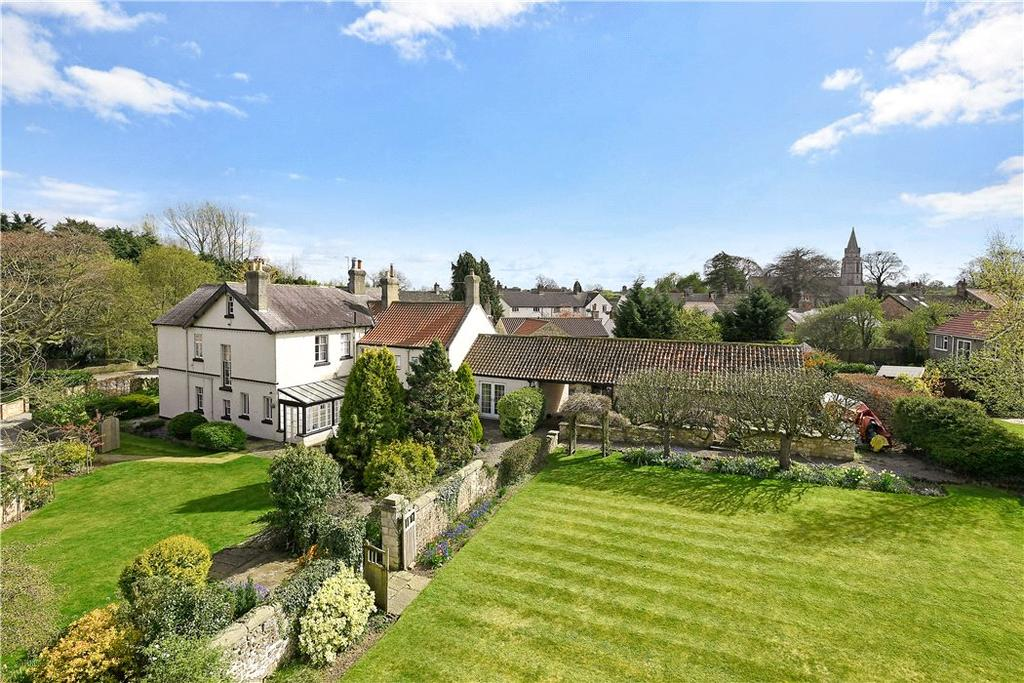 7 Bedrooms Detached House for sale in St. Johns Road, Bishop Monkton, Harrogate, North Yorkshire, HG3