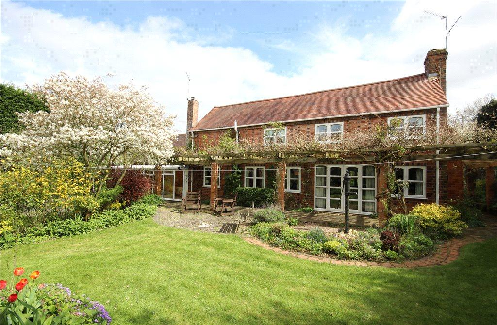 4 Bedrooms Detached House for sale in Kempsey Common, Kempsey, Worcester, Worcestershire, WR5