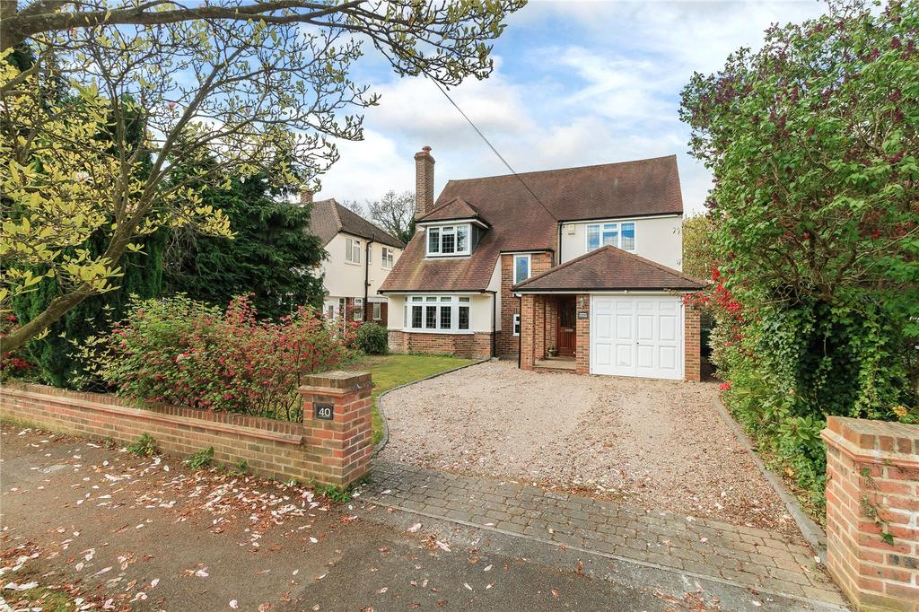 5 Bedrooms Detached House for sale in Latchmoor Way, Chalfont St. Peter, Gerrards Cross, Buckinghamshire