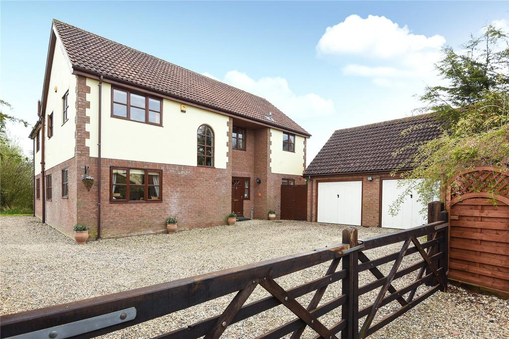 4 Bedrooms Detached House for sale in Mill Street, Gislingham, Eye, Suffolk, IP23