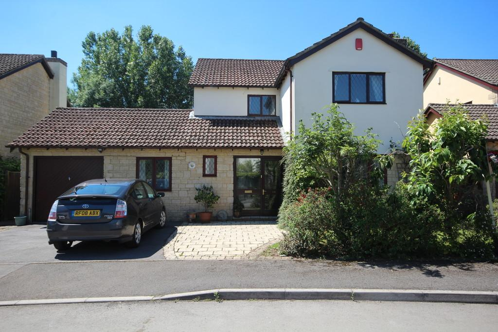 4 Bedrooms Detached House for sale in Glanville Drive, Hinton Blewitt