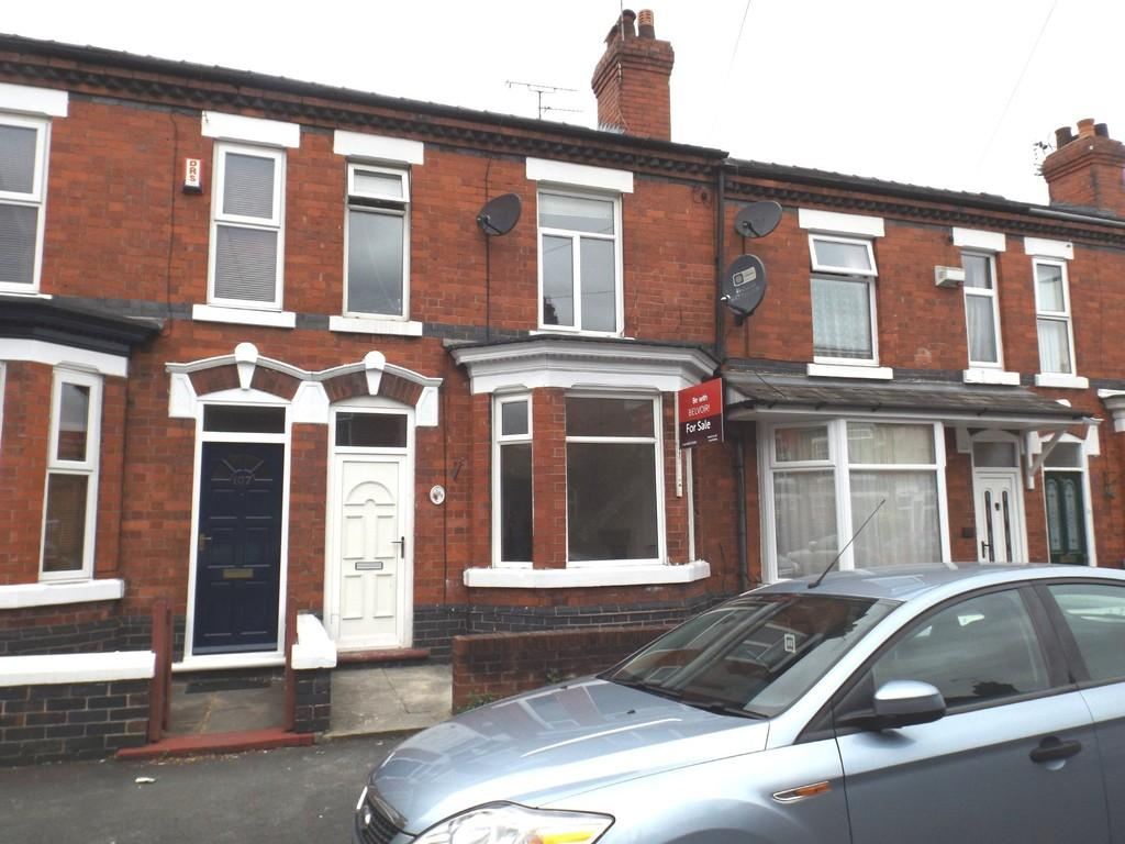 3 Bedrooms Terraced House for sale in Westminster Street, Crewe
