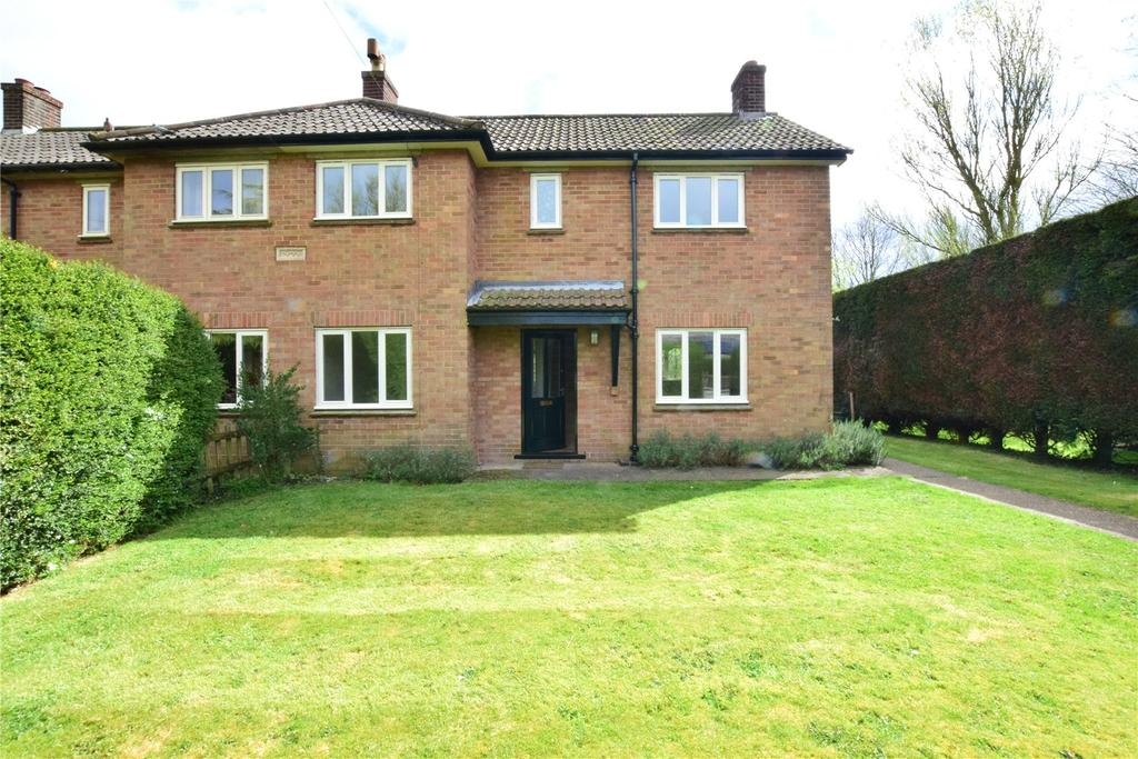 3 Bedrooms Semi Detached House for rent in Main Street, Stonesby, Melton Mowbray