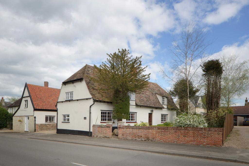 4 Bedrooms Cottage House for sale in West Wratting Road, Balsham