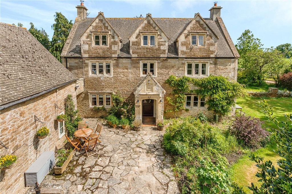 6 Bedrooms Detached House for sale in Hoggington Lane, Southwick, Trowbridge, Wiltshire, BA14