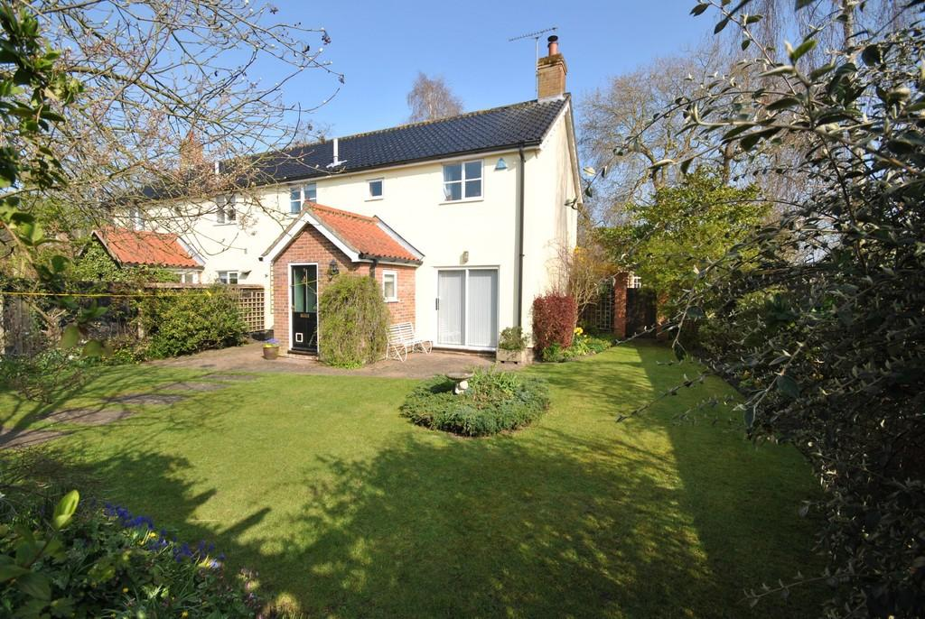 3 Bedrooms Semi Detached House for sale in Palgrave, Suffolk