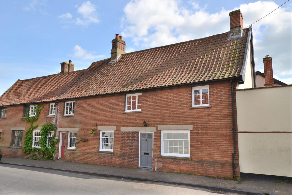 4 Bedrooms Terraced House for sale in New Buckenham