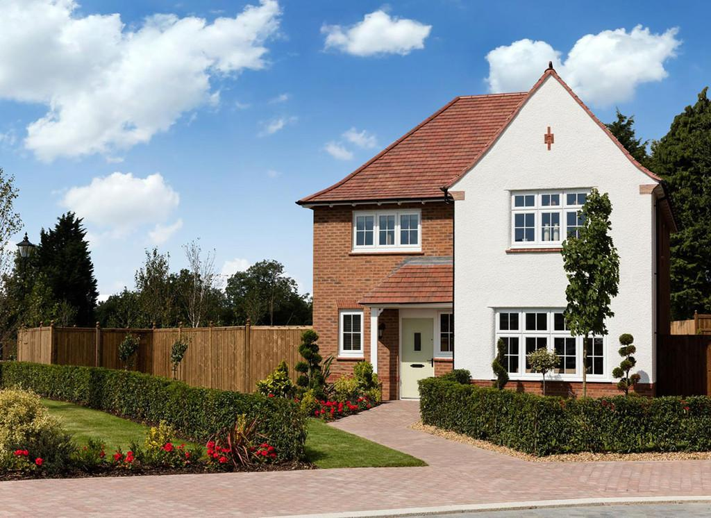 4 Bedrooms Detached House for sale in The Cambridge, Moorland Reach