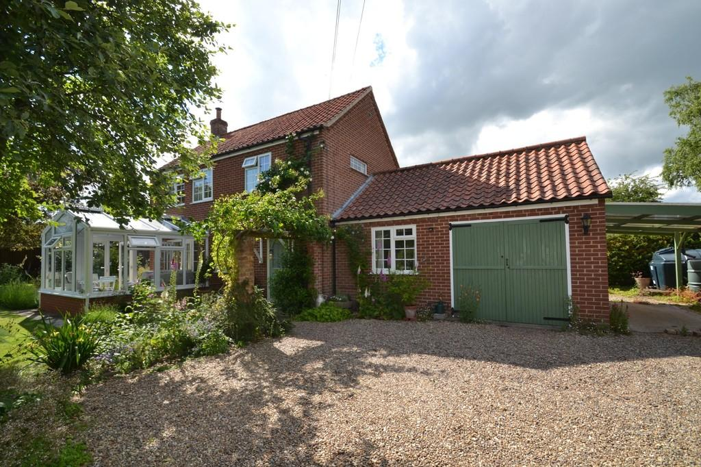 3 Bedrooms Detached House for sale in Swanton Novers