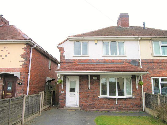 3 Bedrooms Semi Detached House for sale in Coronation Road,Pelsall,Walsall