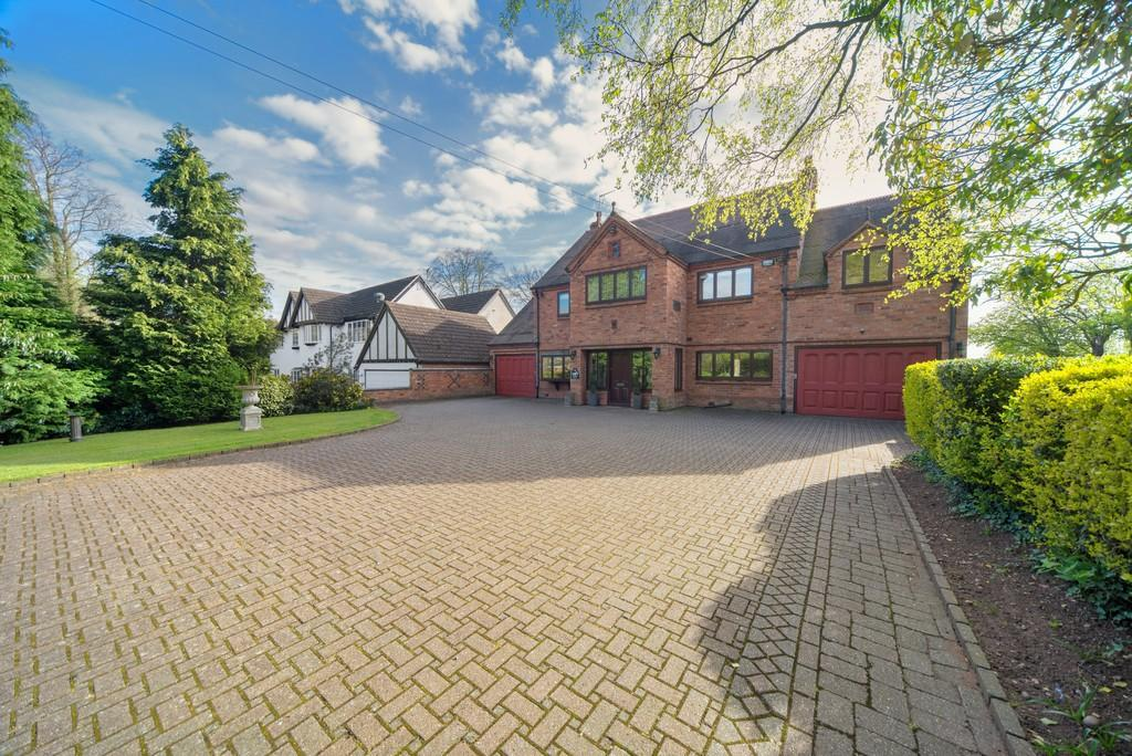5 Bedrooms Detached House for sale in Stoneleigh Road, Gibbet Hill, Coventry
