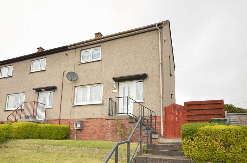 2 Bedrooms End Of Terrace House for sale in 77 Burnbank Road, Ayr KA7 3QG