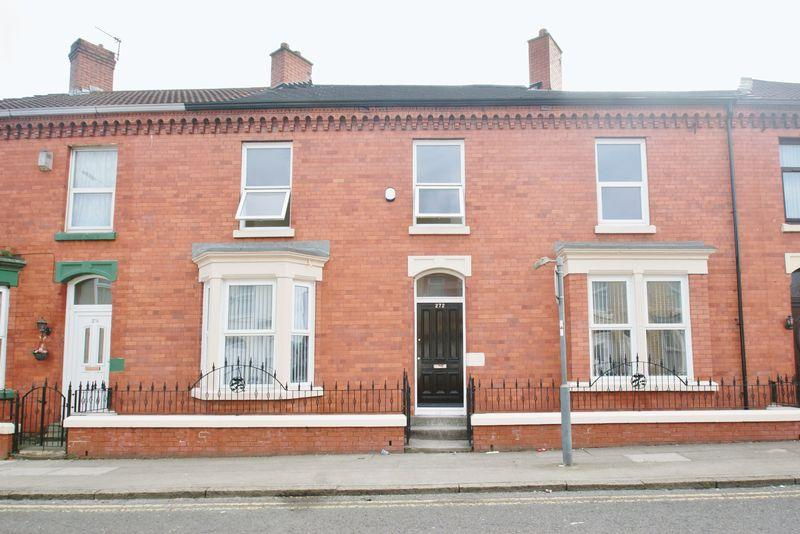 3 Bedrooms Terraced House for sale in Walton Breck Road, Liverpool