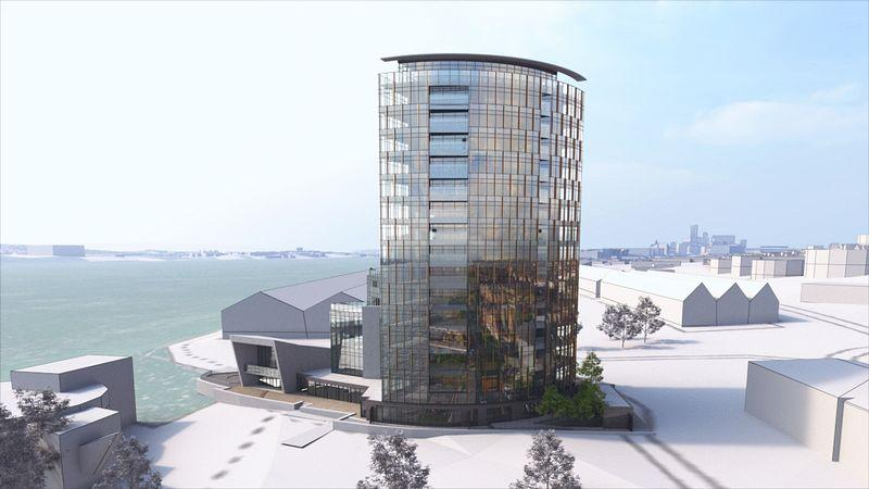 3 Bedrooms Apartment Flat for sale in Herculaneum Quay, Liverpool