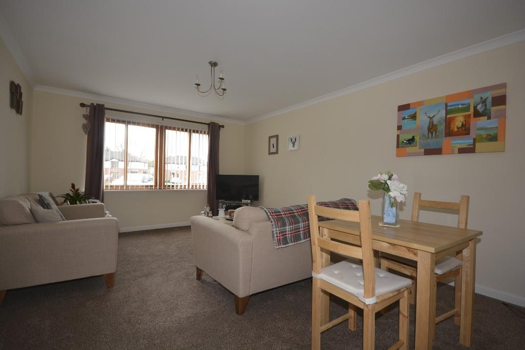 2 Bedrooms Flat for sale in Colliers road, Fallin, Stirling, FK7 7HU