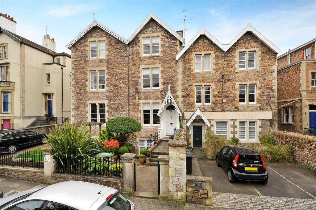 4 Bedrooms Terraced House for sale in Clifton Park Road, Clifton, Bristol, BS8