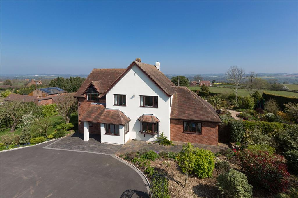 4 Bedrooms Detached House for sale in Ingram Lane, Chelmarsh, Bridgnorth, Shropshire, WV16
