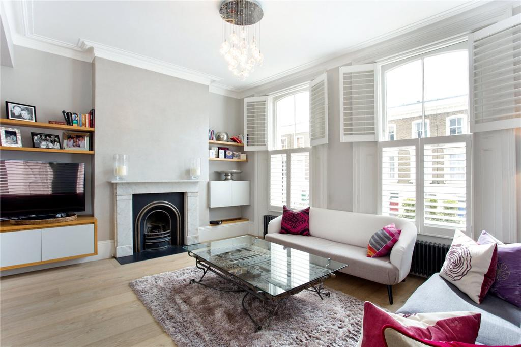 4 Bedrooms Terraced House for sale in Chalcot Road, Primrose Hill, London, NW1