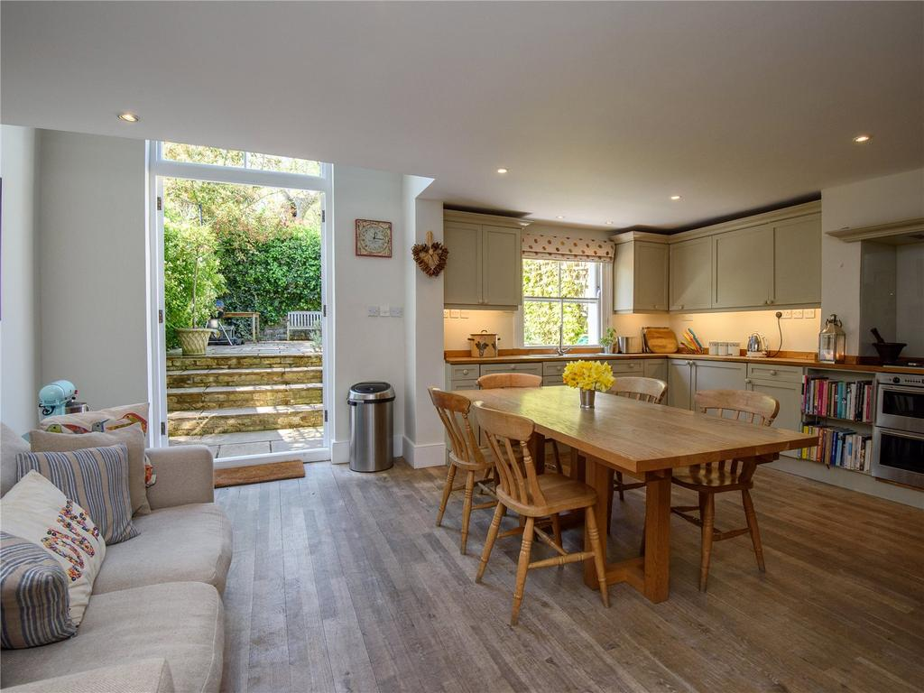 5 Bedrooms End Of Terrace House for sale in Buckmaster Road, London, SW11