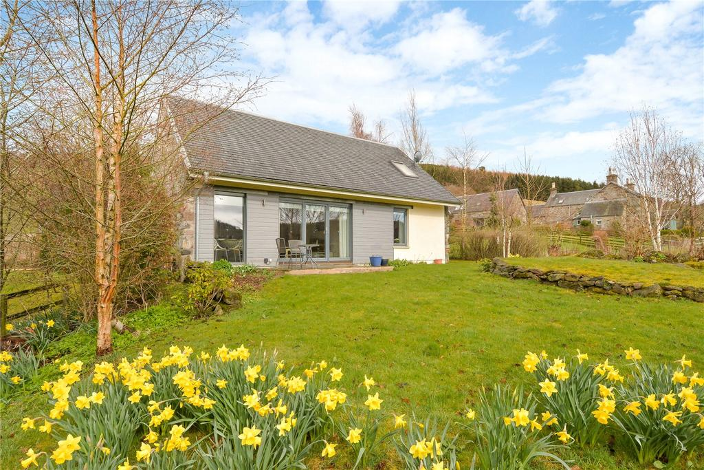 2 Bedrooms Detached House for sale in Ladeside, Mains Of Orchil, Killiecrankie, Pitlochry, PH16