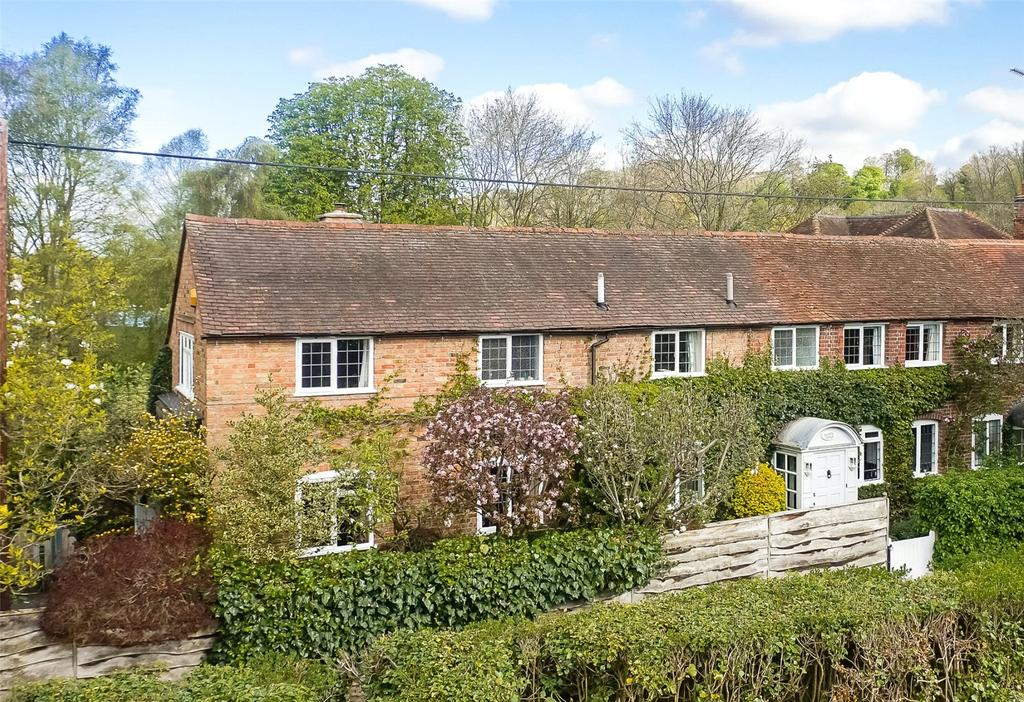 4 Bedrooms Semi Detached House for sale in Mill Lane, Henley-on-Thames, Oxfordshire, RG9