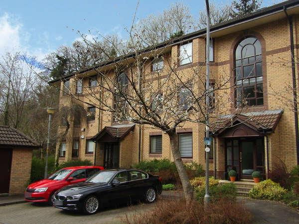 2 Bedrooms Flat for sale in 0 Riverside Gardens, Busby, Glasgow, G76 8EP