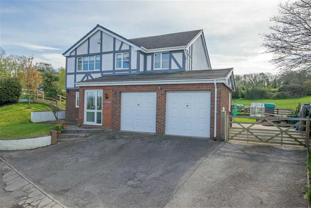 4 Bedrooms Detached House for sale in The Nant, Rhewl, Mostyn, Holywell