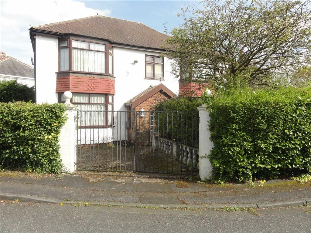 4 Bedrooms Detached House for sale in The Oval, Heald Green