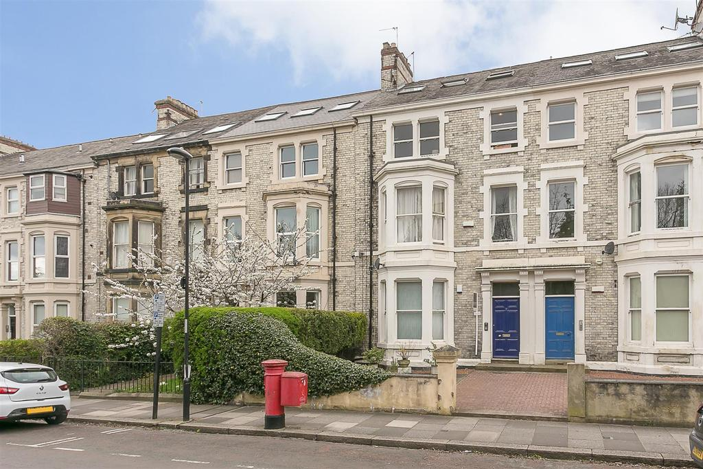 3 Bedrooms Maisonette Flat for sale in Eslington Terrace, Jesmond, Newcastle upon Tyne