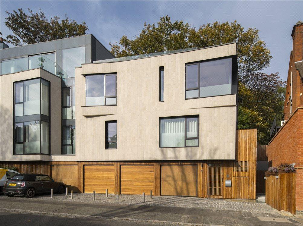 3 Bedrooms Terraced House for sale in Nutley Terrace, London, NW3
