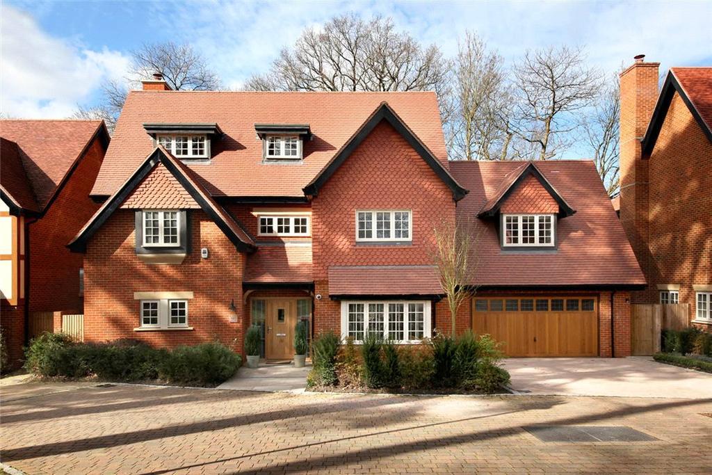 5 Bedrooms Detached House for sale in Furlong Drive, Ascot, Berkshire, SL5
