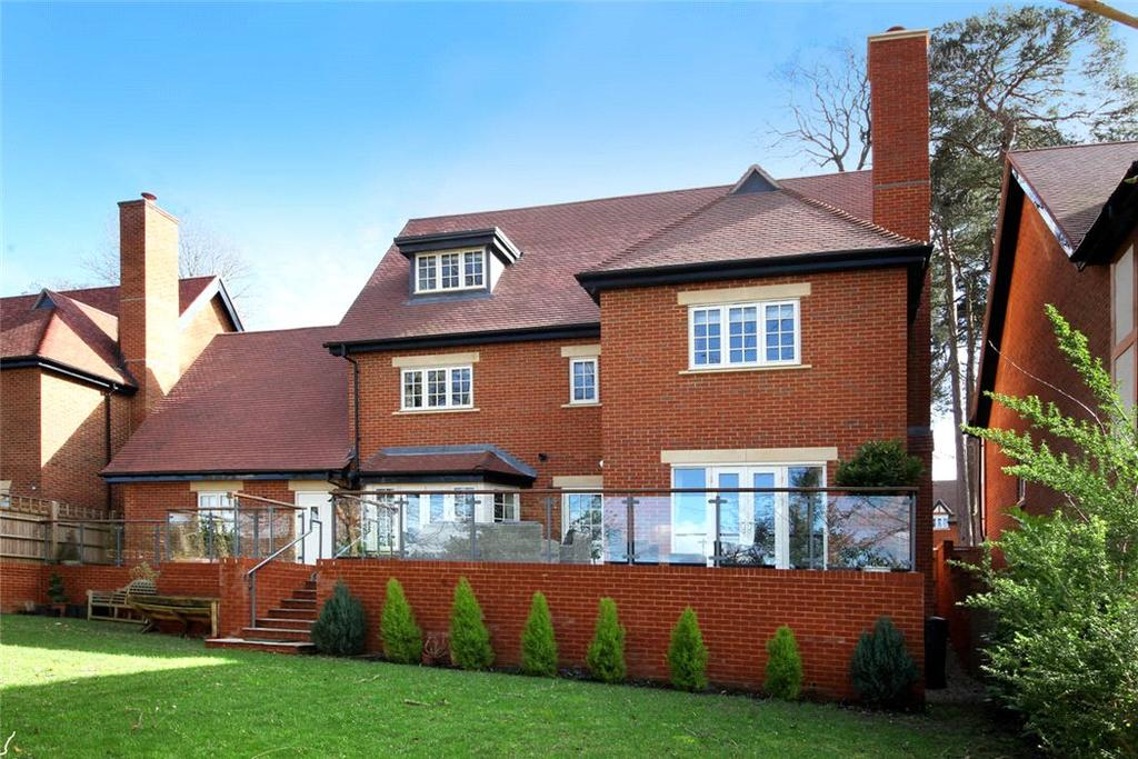5 Bedrooms Detached House for sale in Furlong Drive, Ascot, Berkshire, SL5