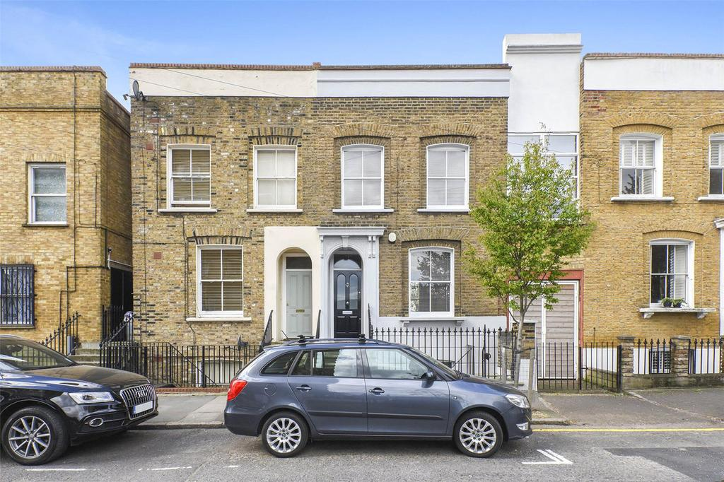 2 Bedrooms House for sale in Driffield Road, Bow, London, E3