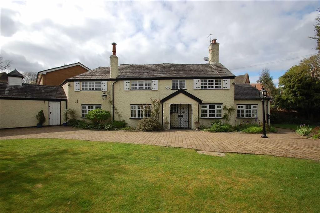 3 Bedrooms Detached House for sale in Bramhall Lane South, Bramhall, Cheshire