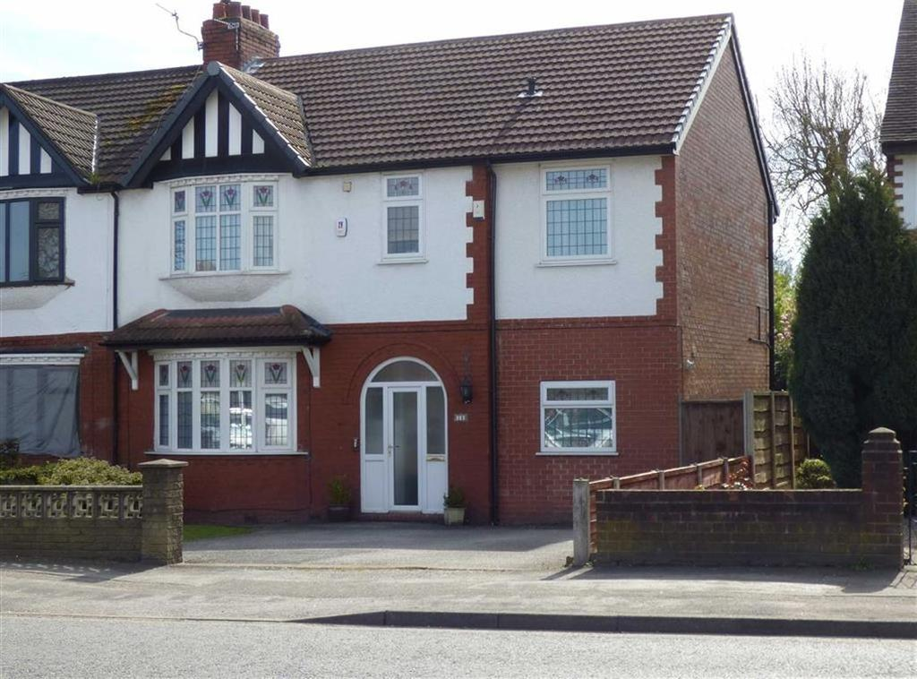 4 Bedrooms Semi Detached House for sale in Albert Road, Cheadle Hulme, Cheshire