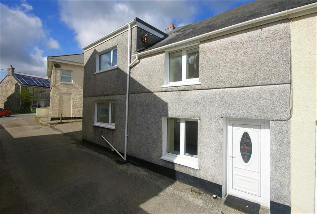 3 Bedrooms Semi Detached House for sale in Fore Street, St Dennis, St Austell, Cornwall, PL26