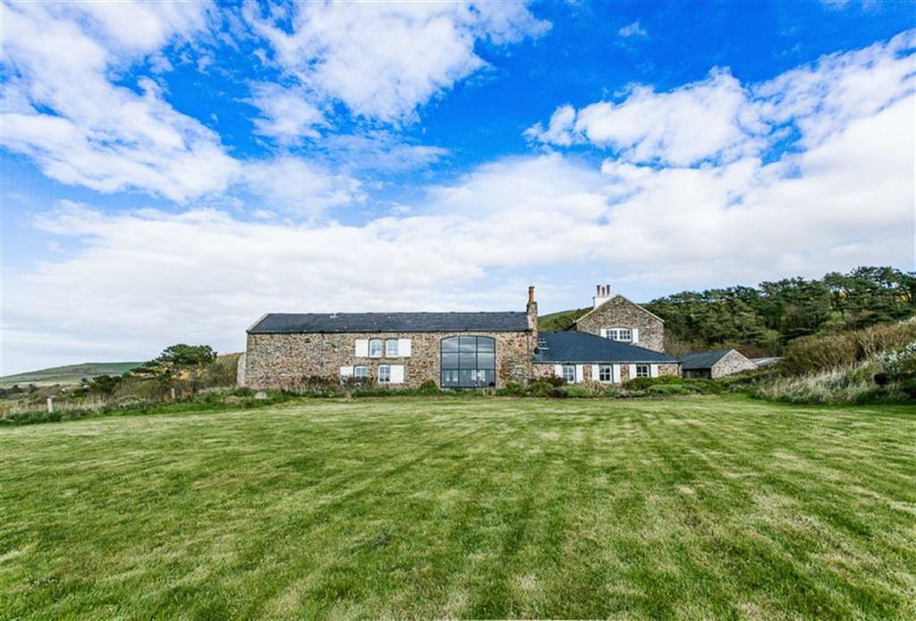 5 Bedrooms Country House Character Property for sale in Ramsey Road, Peel, Isle of Man