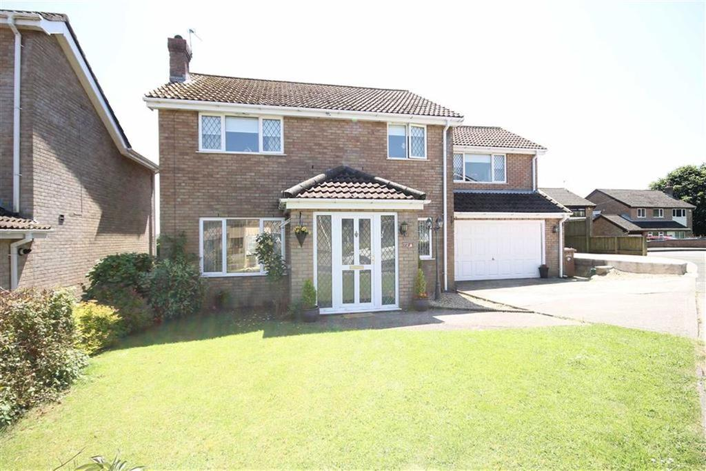5 Bedrooms Detached House for sale in Beaumaris Way, Blackwood, NP12