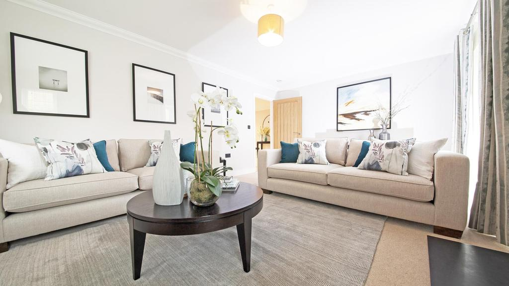 4 Bedrooms Detached House for sale in SHOW HOME OPEN THURSDAYS 3PM-7PM AT CASTOR PARK, Allington, Maidstone