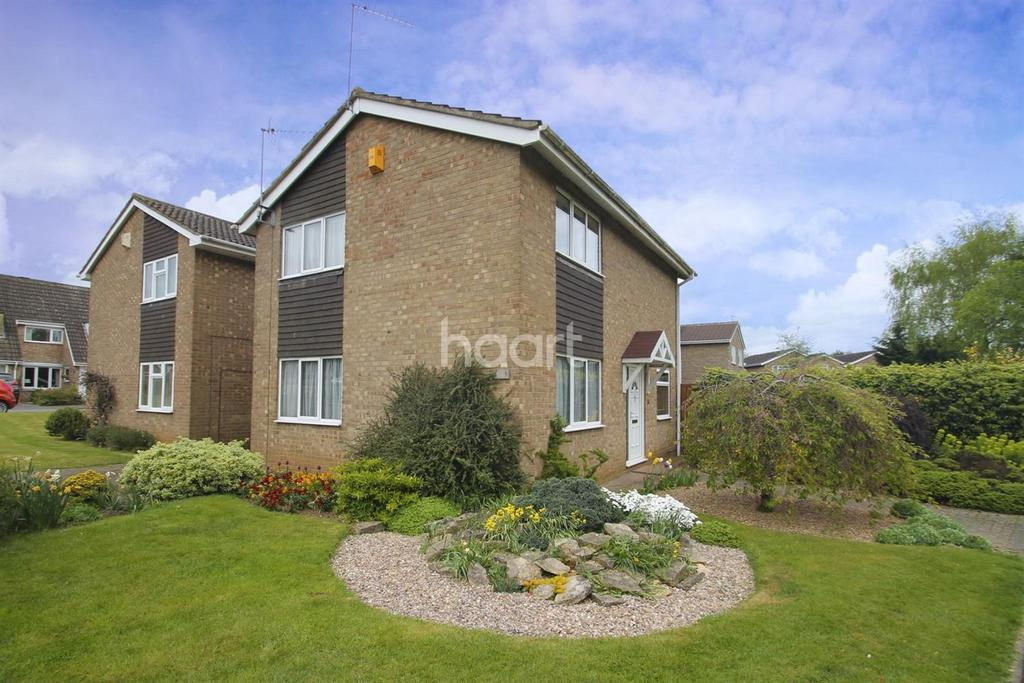 3 Bedrooms Detached House for sale in Dulverton Road, Abington Vale, Northampton