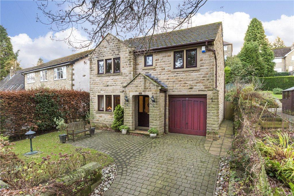 5 Bedrooms Detached House for sale in Grove Road, Ilkley, West Yorkshire