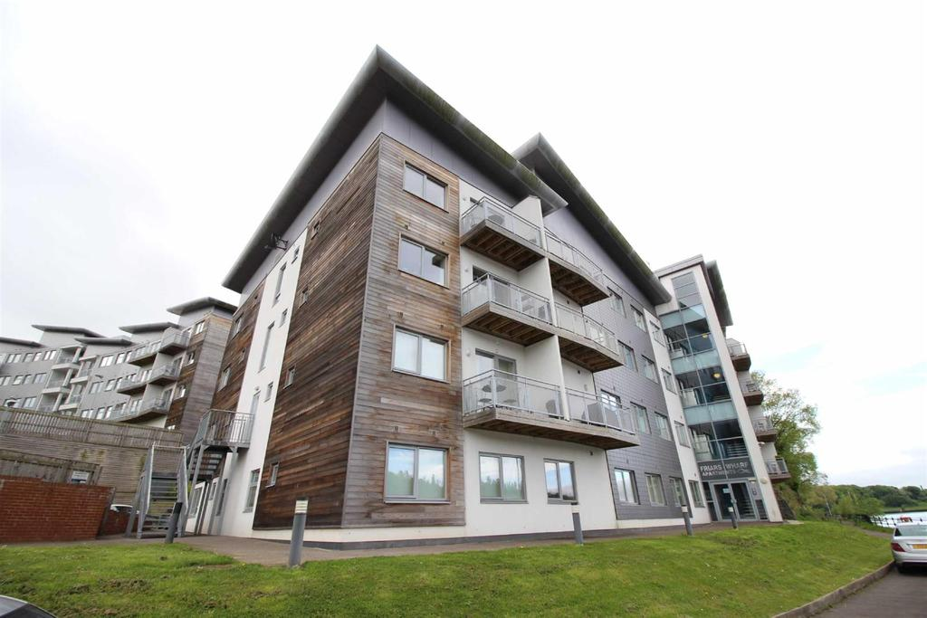 1 Bedroom Apartment Flat for sale in Friars Wharf, Green Lane